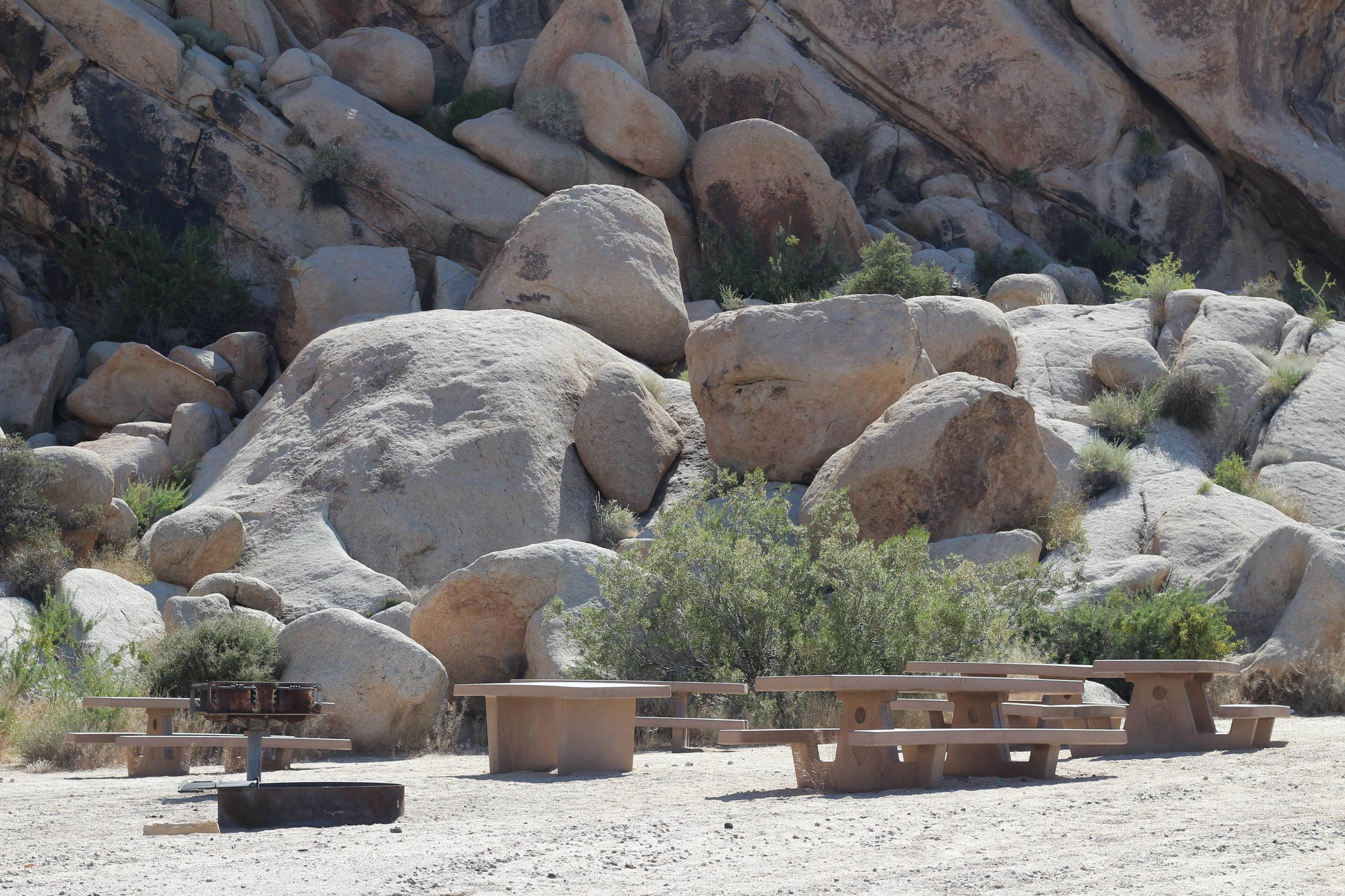 Indian Cove Group Site 4 View 1View 1