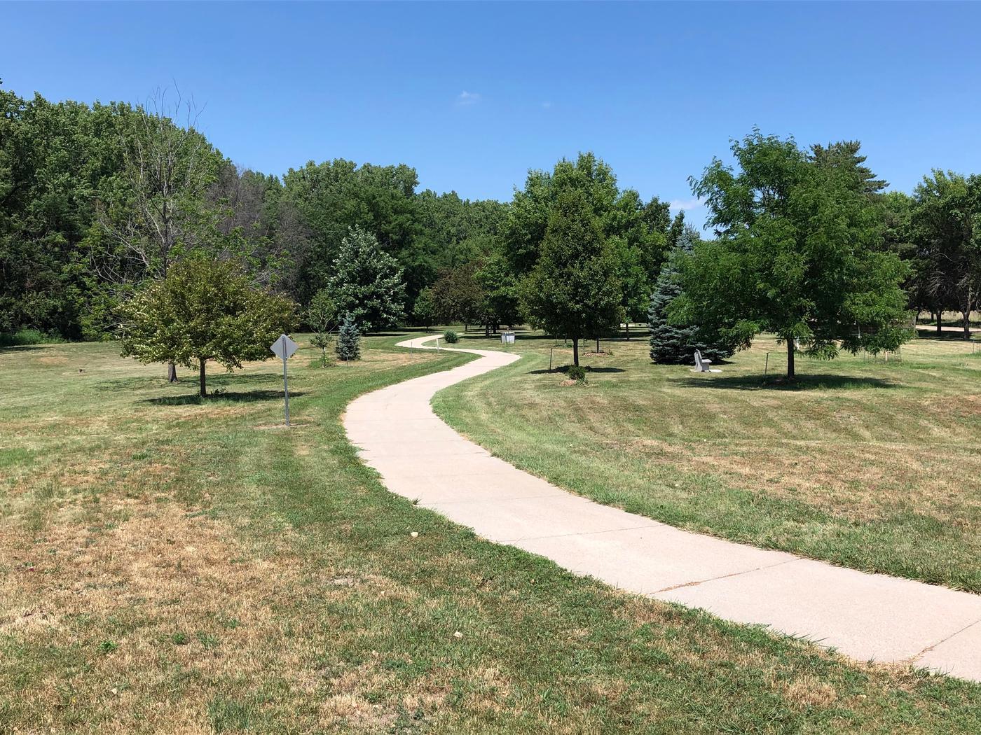 Alma Walking Trail