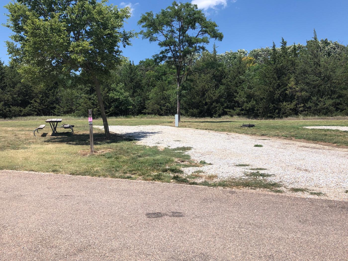 Campsite Site 27