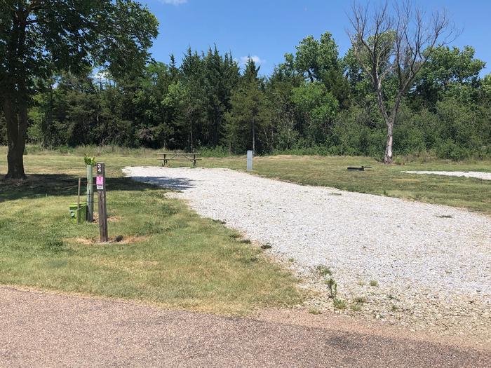 Campsite Site 34
