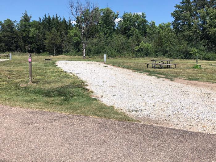 Campsite Site 35