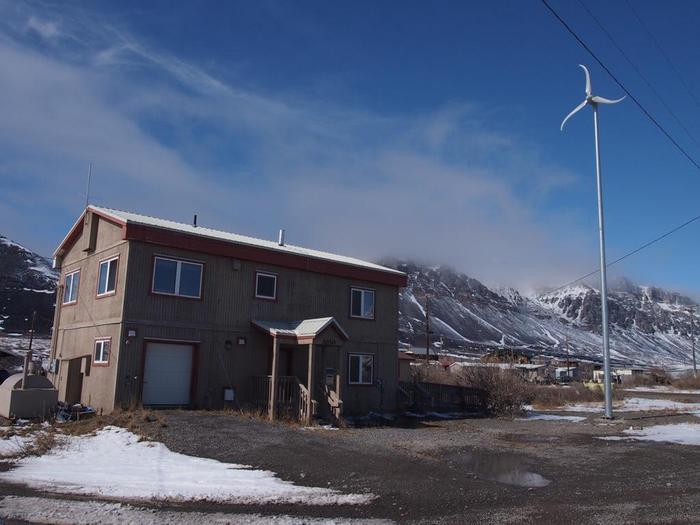 Anaktuvuk Pass Ranger Station2Anaktuvuk Pass Ranger Station in the Spring