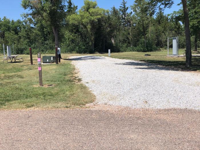 Campsite Site 37