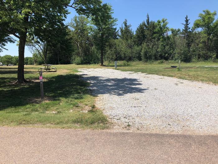 Campsite Site 39