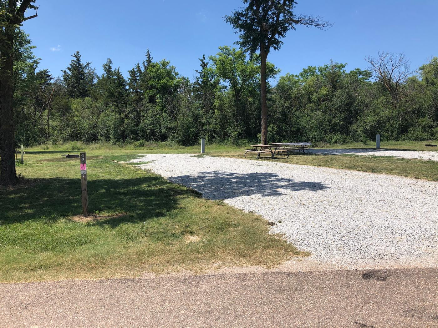 Campsite Site 40