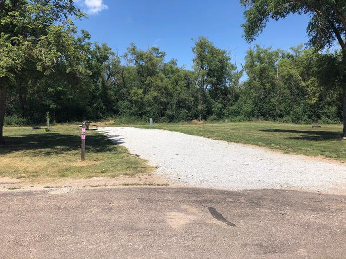 Campsite Site 43