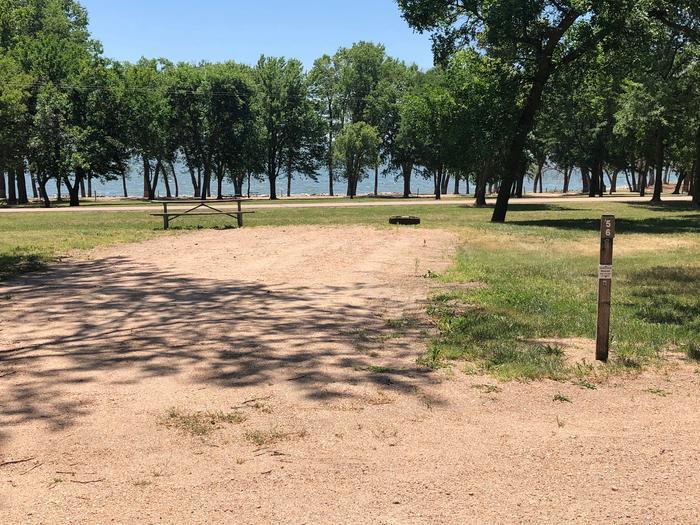 Campsite Site 56