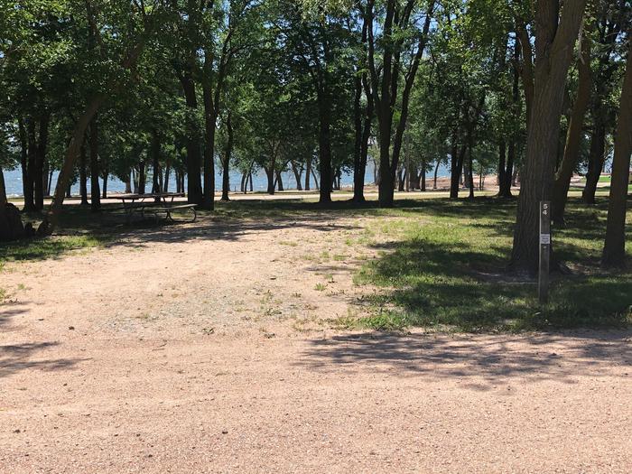Campsite Site 54