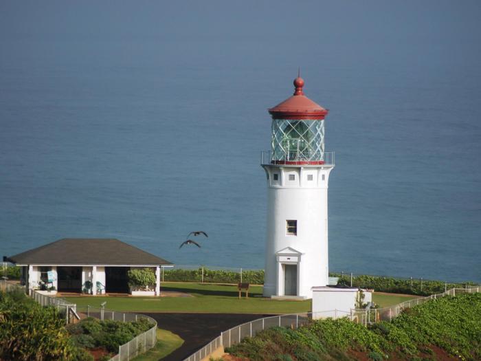 Historic Daniel K. Inouye Kīlauea Point Lighthouse