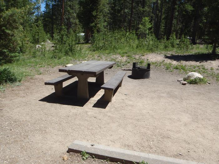 Molly Brown Campground, Site 11