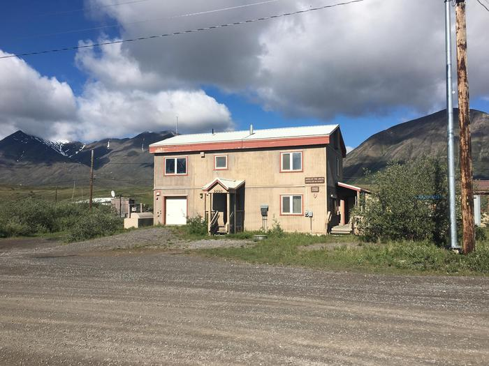 Anaktuvuk Pass Ranger Station