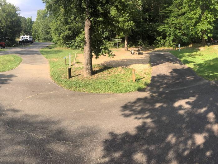Double Site, campsite 15/16Payne Campground, Double Site, campsite 15/16.