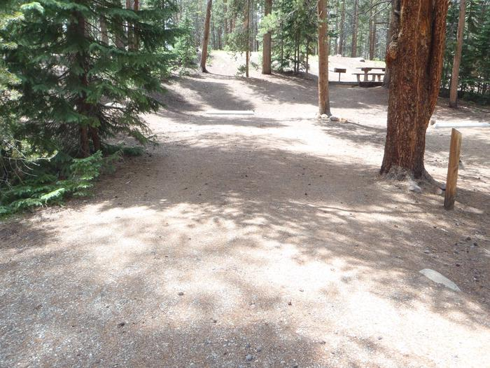 Father Dyer Campground, site 22 Parking 2