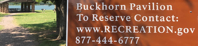 Buckhorn Pavilion Chickasaw NRA