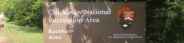 Buckhorn Area Chickasaw National Recreation Area