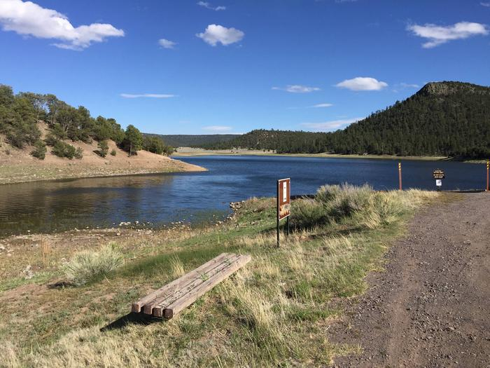 Quemado Lake near Juniper Campground 5Quemado Lake near Juniper Campground