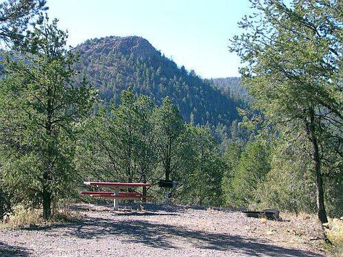 Juniper Campground - Sample Site 3