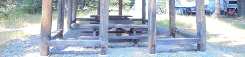 Reynolds Creek Group Camp near Priest Lake, Idaho