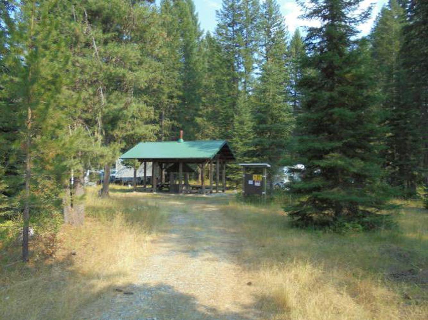 Reynolds Creek Group Camp near Priest Lake, Idaho 2Reynolds Creek Group Camp near Priest Lake, Idaho