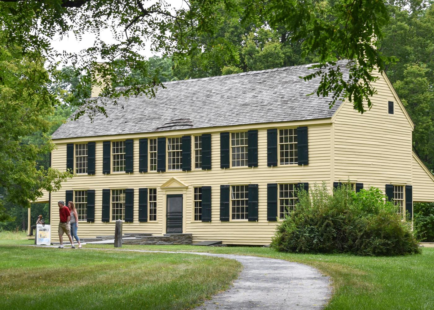 Philip Schuyler HouseSchuyler House was the country estate of American General Philip Schuyler.