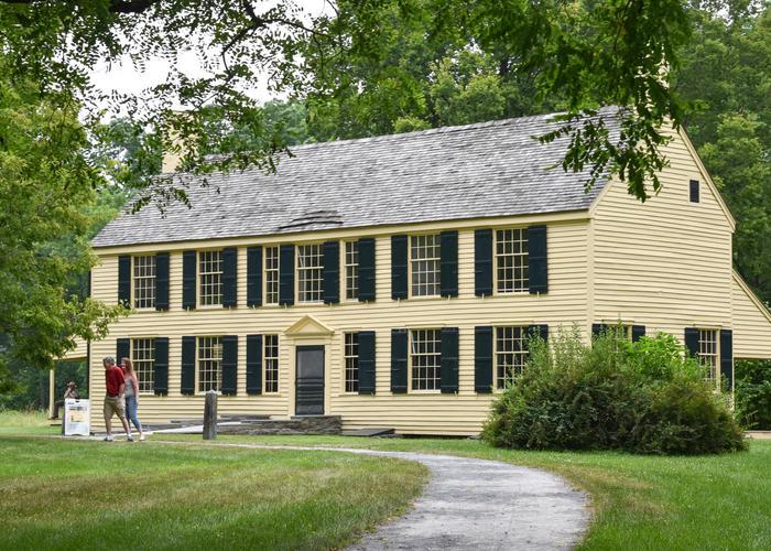 Philip Schuyler HouseSchuyler House was the country estate of American General Philip Schuyler.