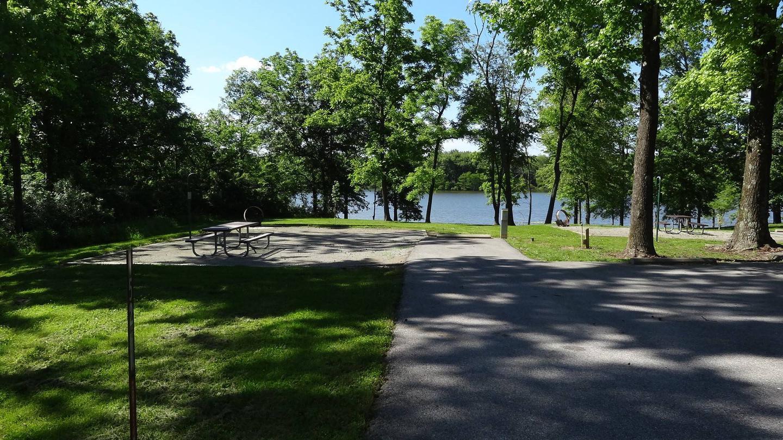 South Sandusky Campground Site 152