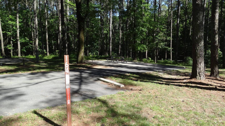 South Sandusky Campground Site 164