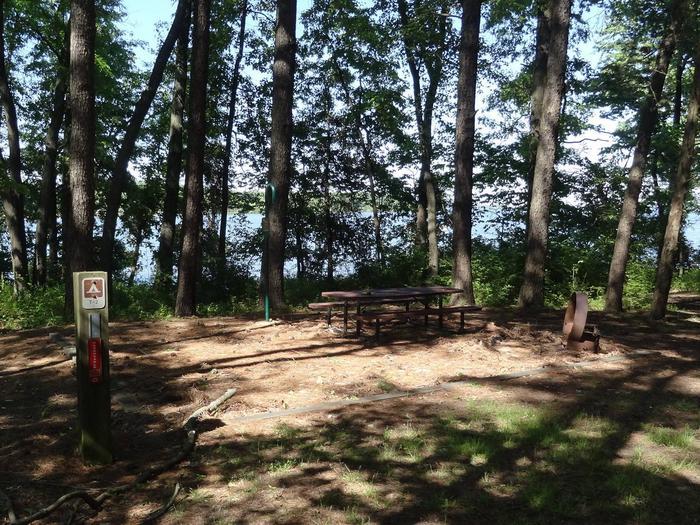South Sandusky Campground Site T-02