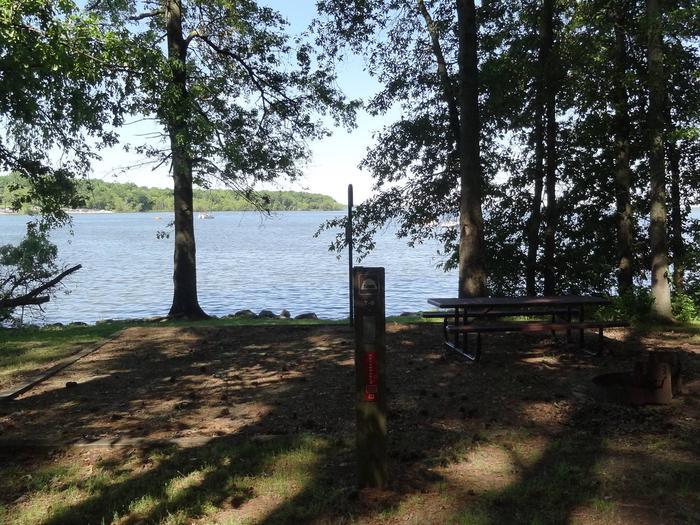South Sandusky Campground Site T-06