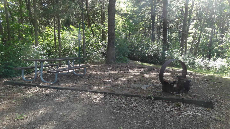 South Sandusky Campground Site T-08