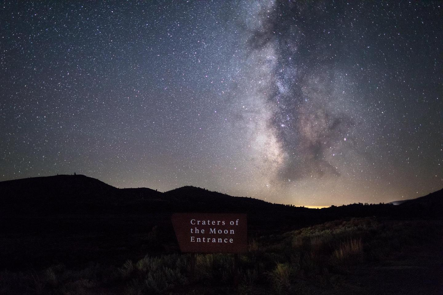Stargazing at CratersCraters of the Moon was designated an International Dark Sky Park in 2017, making it one of the best places in the country to stargaze.