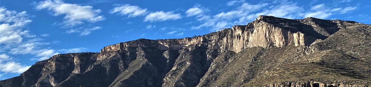 Guadalupe Mountains National Park PanoramaGuadalupe Mountains National Park