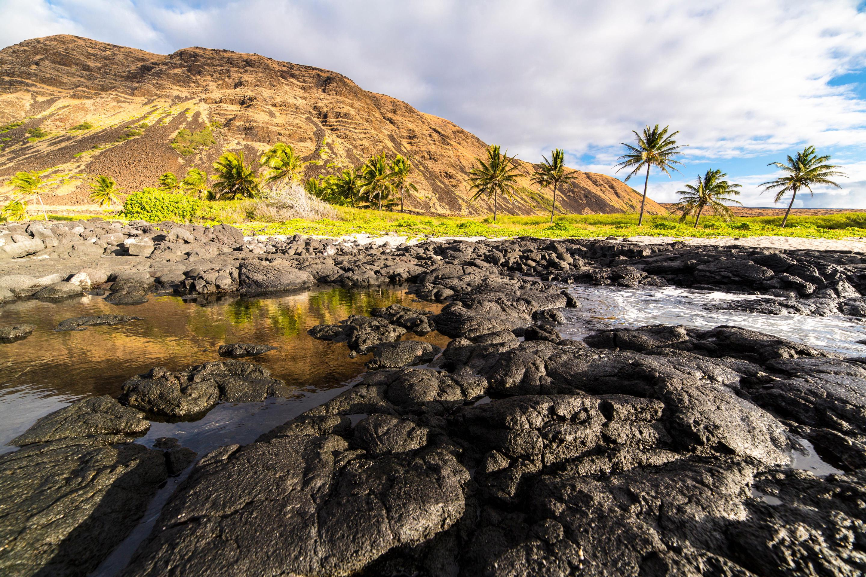 HalapēCoastline of Hawaiʻi Volcanoes National Park
