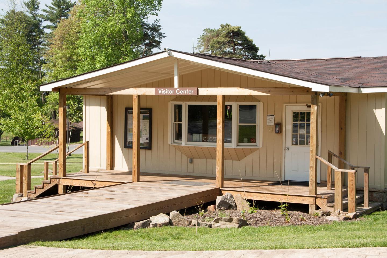Grandview Visitor Center