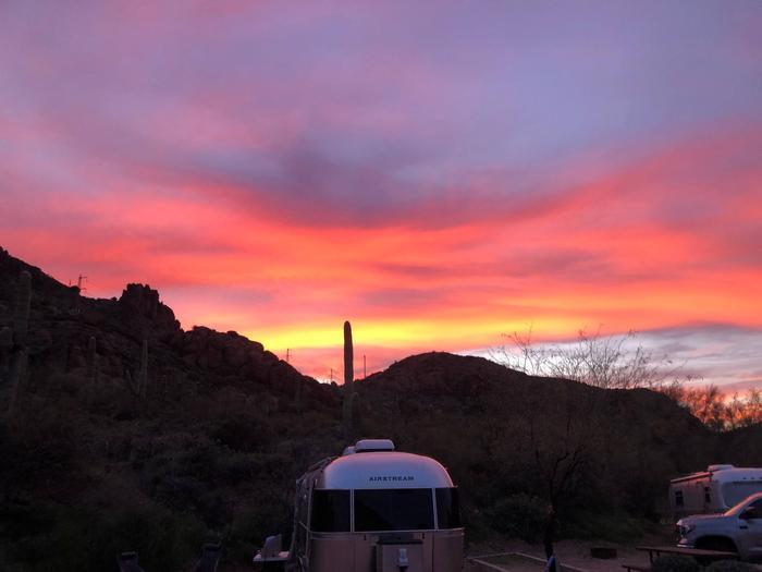 Sunset at TortillaTNF