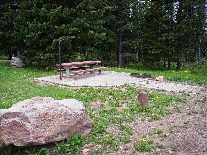 Bald Mountain Site 12