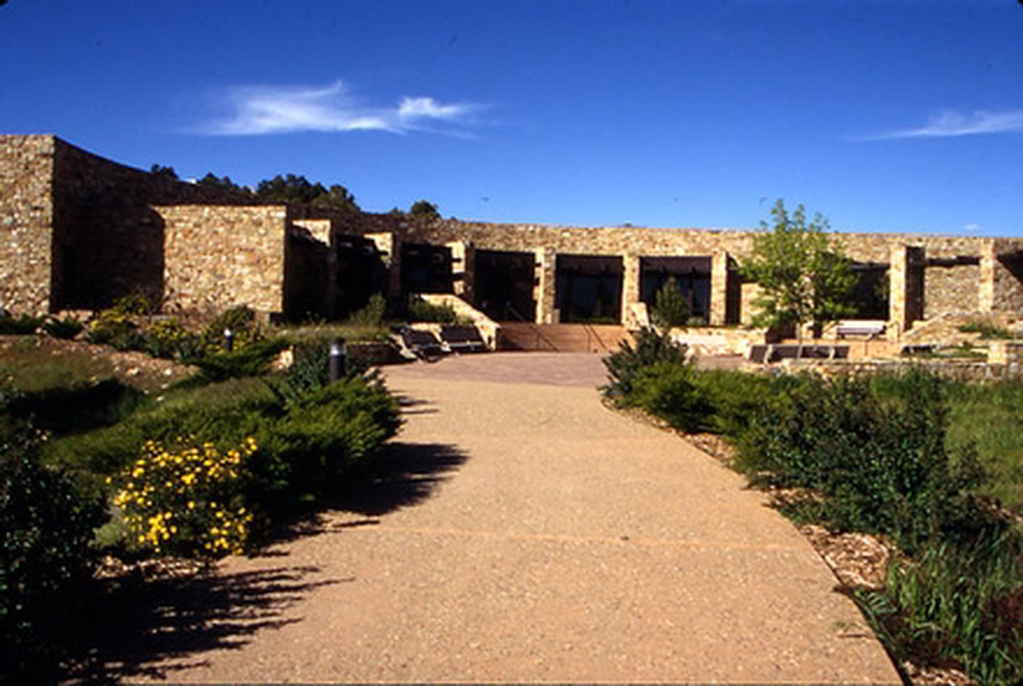 Canyons of the Ancients Visitor Center and Museum