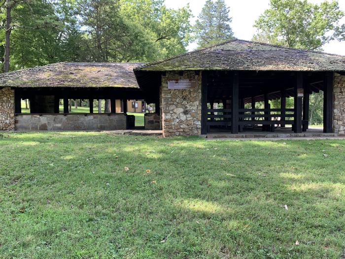 Alley Spring (Upper) Pavilion