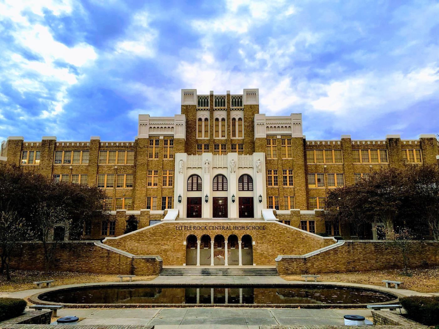 Little Rock Central High SchoolLittle Rock Central High School has been a public school since opening in 1927.
