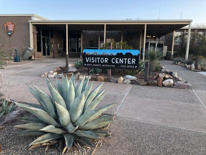 Panther Junction Visitors CenterPanther Junction Visitors Center is a great place to plan your visit.