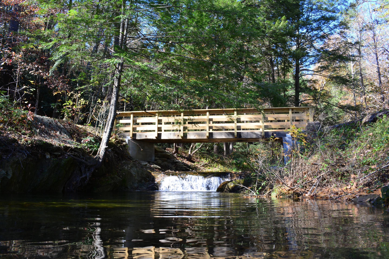 Campground bridge