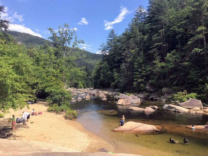 Wilson CreekSwimming at Wilson Creek Wild and Scenic River
