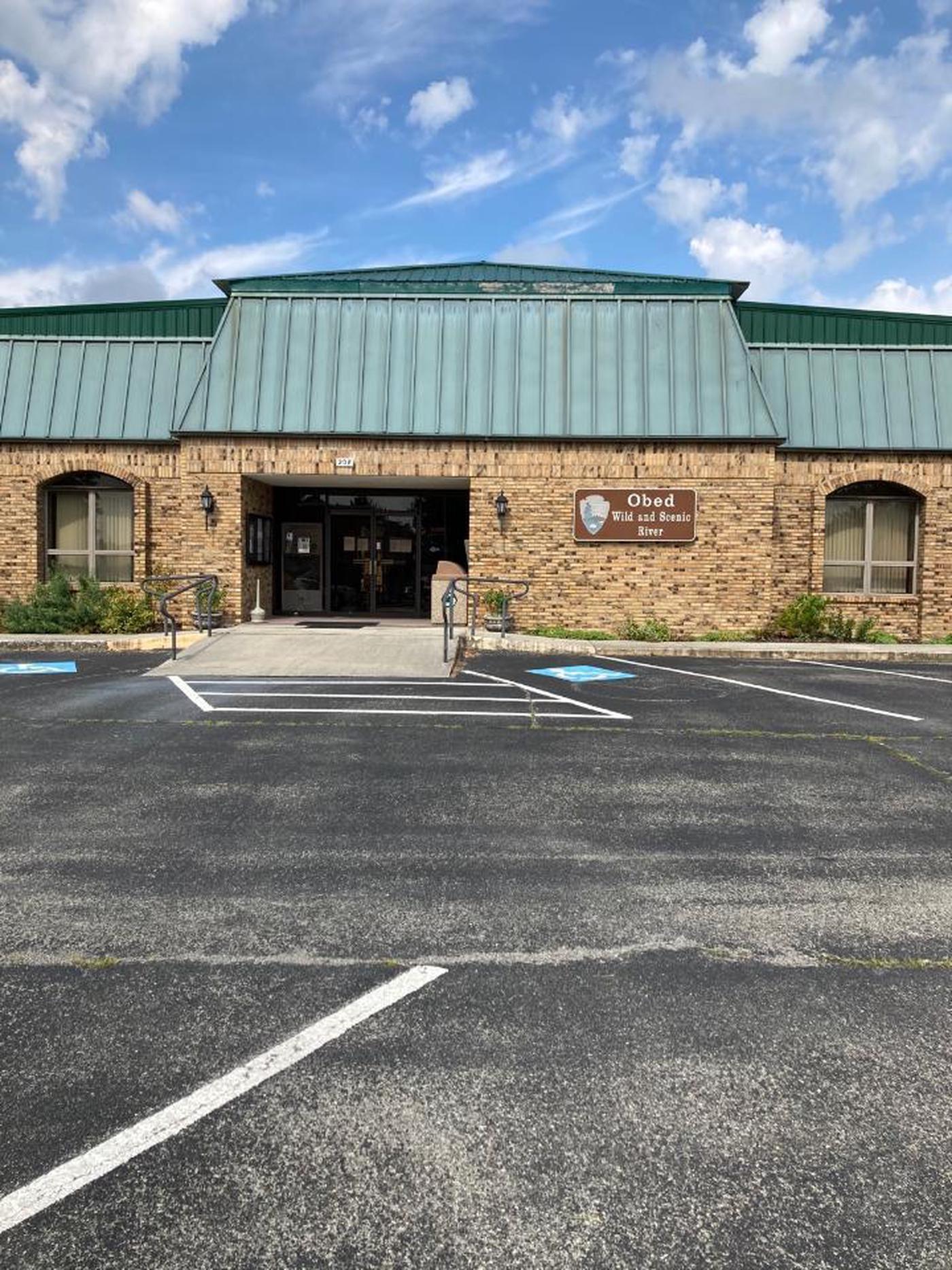 Obed Wild and Scenic River Visitor Center