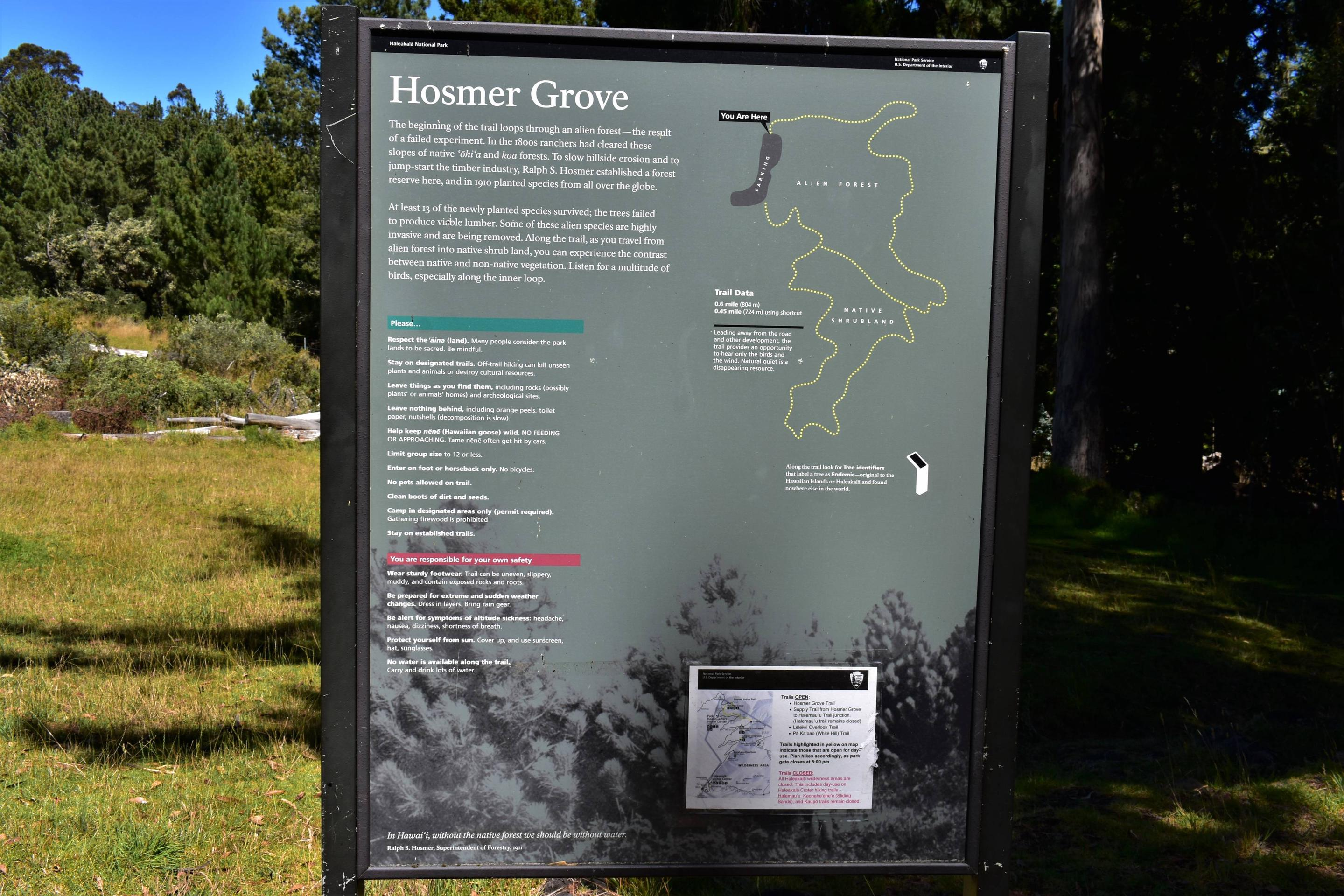 InformationInformation board
