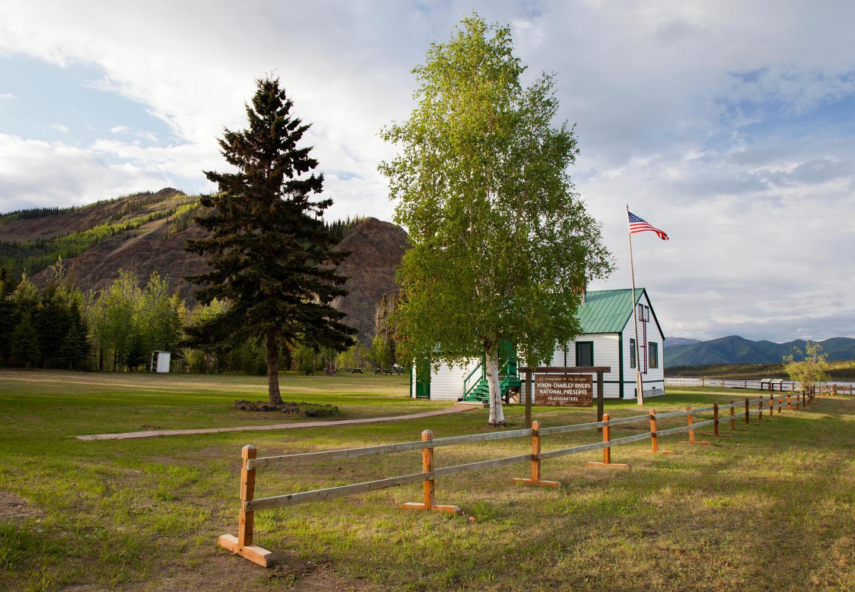 Yukon-Charley Rivers Headquarters Office in Eagle, Alaska