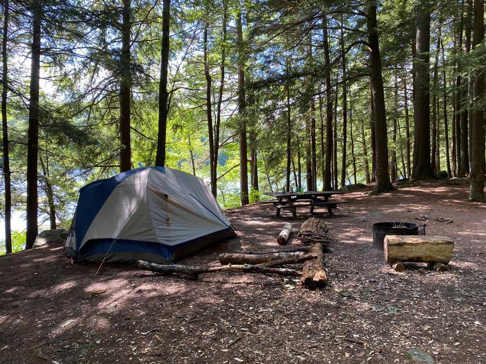Campsite 1Site 1