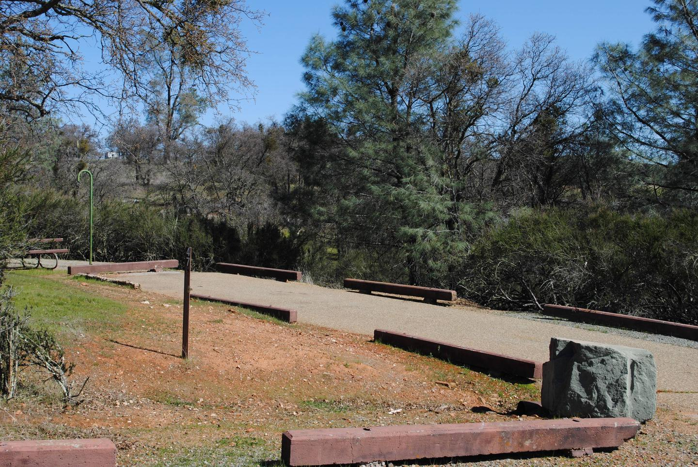 Acorn Campground site 47parking site