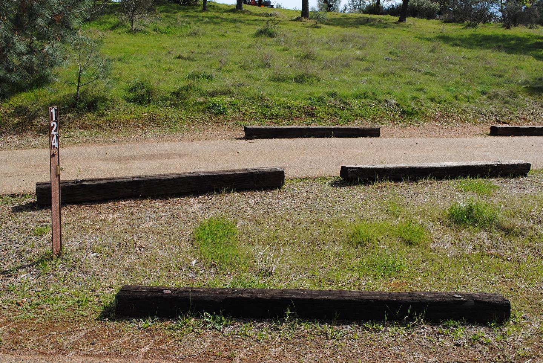 Acorn Campground Site 124site 124