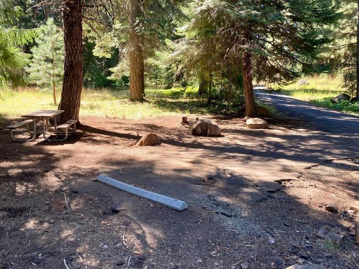 Campsite B24-Hyatt LakeCampsite 24, Loop B Hyatt Lake