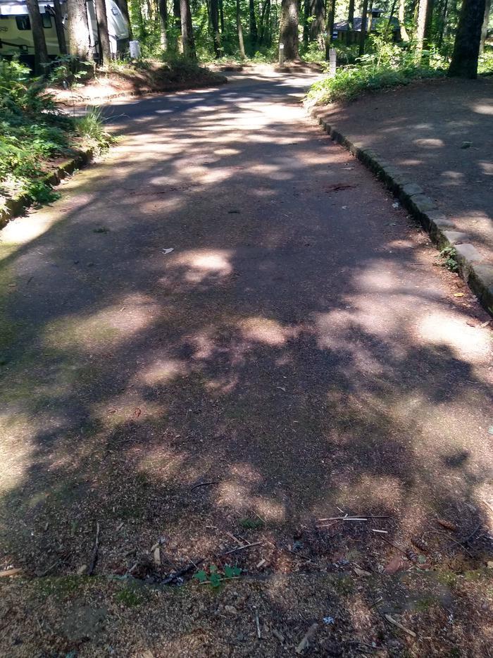 Driveway Site #5-Wyeth Campground (Driveway)